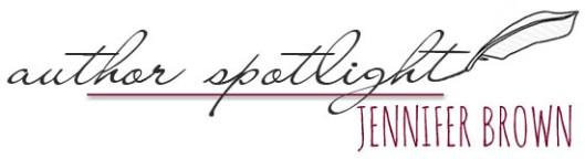 AuthorSpotlightJenniferBrown