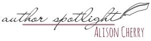 AuthorSpotlightAlisonCherry