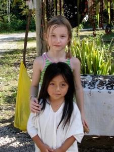 LL & Och a Lacandon Maya